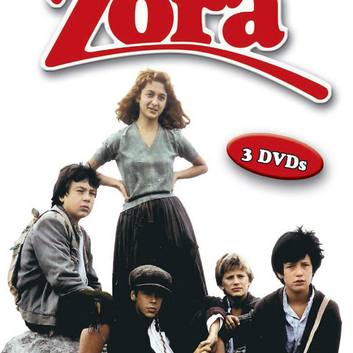 Rote Zora,Die (3 Dvd-Box): Rote Zora,Die 4032989600573