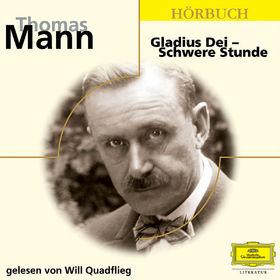 Eloquence Hörbuch, Gladius Dei - Schwere Stunde, 00602498720127
