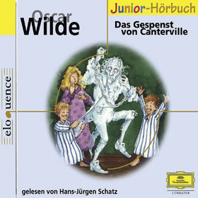 Eloquence Junior Hörbuch, Das Gespenst von Canterville, 00602498720332