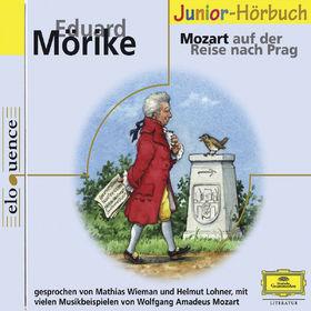Wolfgang Amadeus Mozart, Mozart auf der Reise nach Prag, 00602498721124