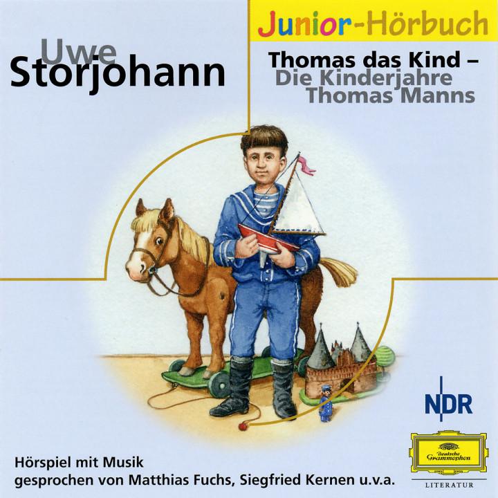 Thomas das Kind - die Kinderjahre Thomas Manns 0602498723319