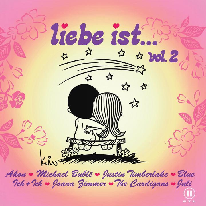 Liebe Ist ... Vol. 2 / Compilation 0602498308473