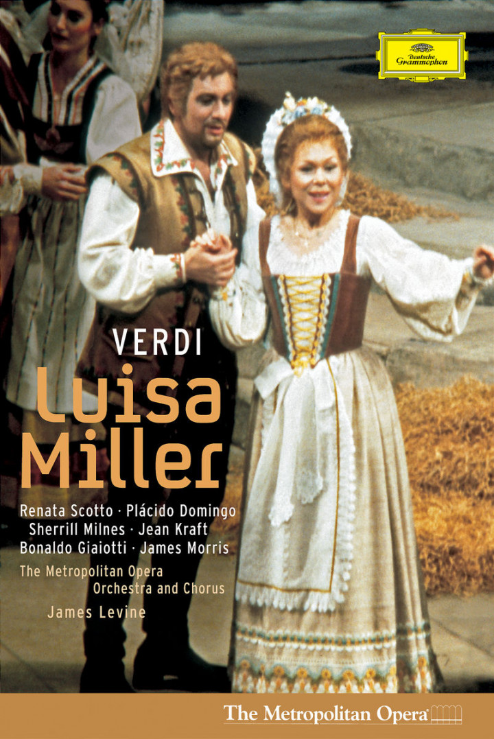 Verdi: Luisa Miller 0044007340275