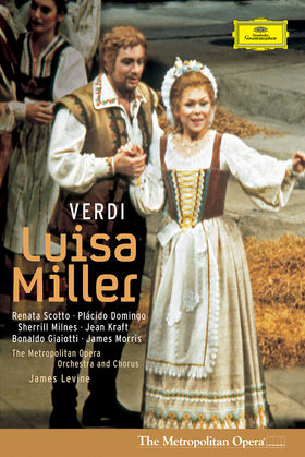 Plácido Domingo, Verdi: Luisa Miller, 00044007340271