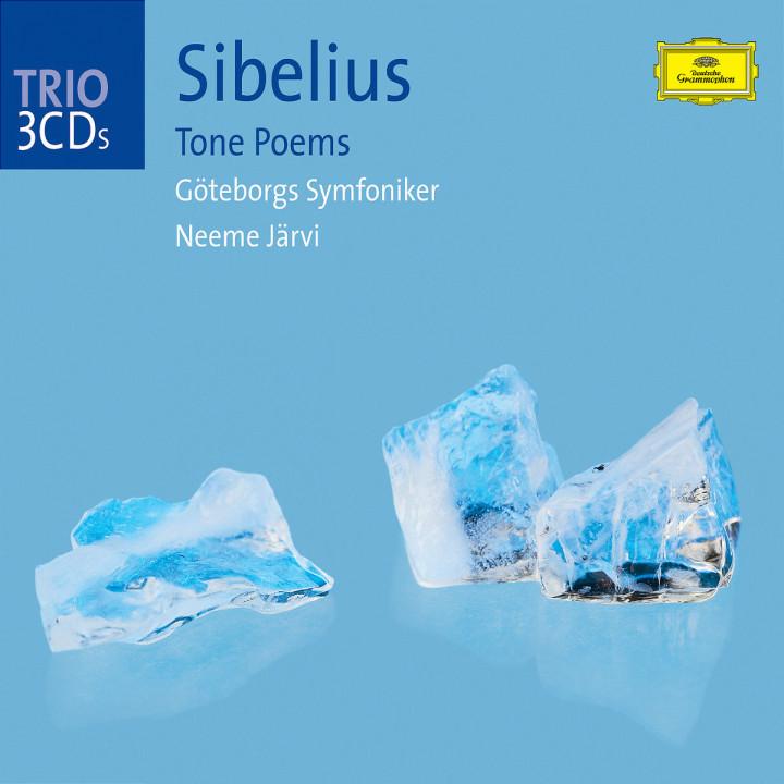 Sibelius: Tone-poems 0028947755221