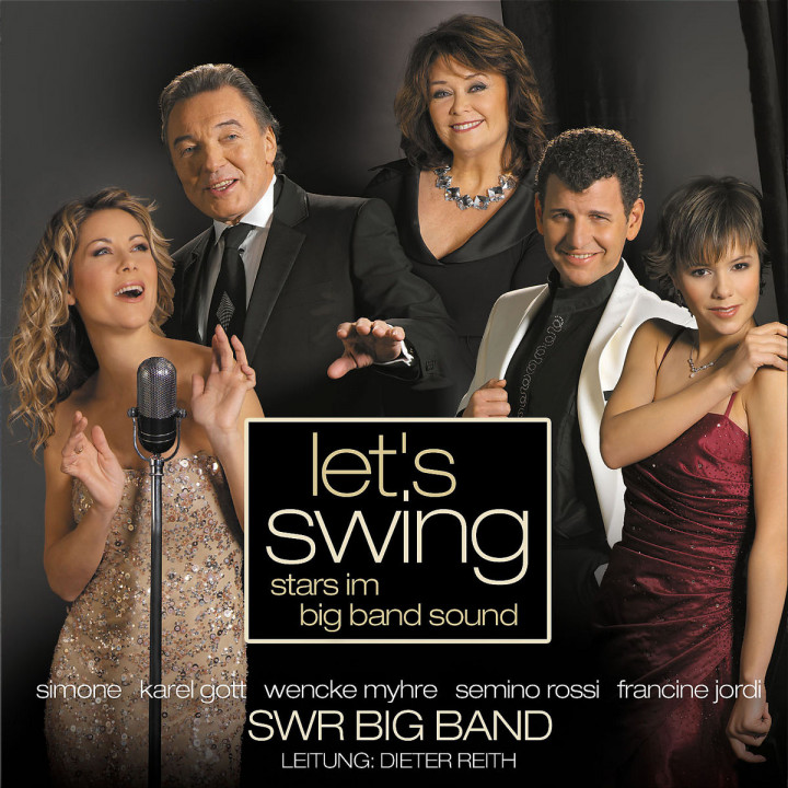 Let's Swing - Stars Im Big Band Sound 0602498712902