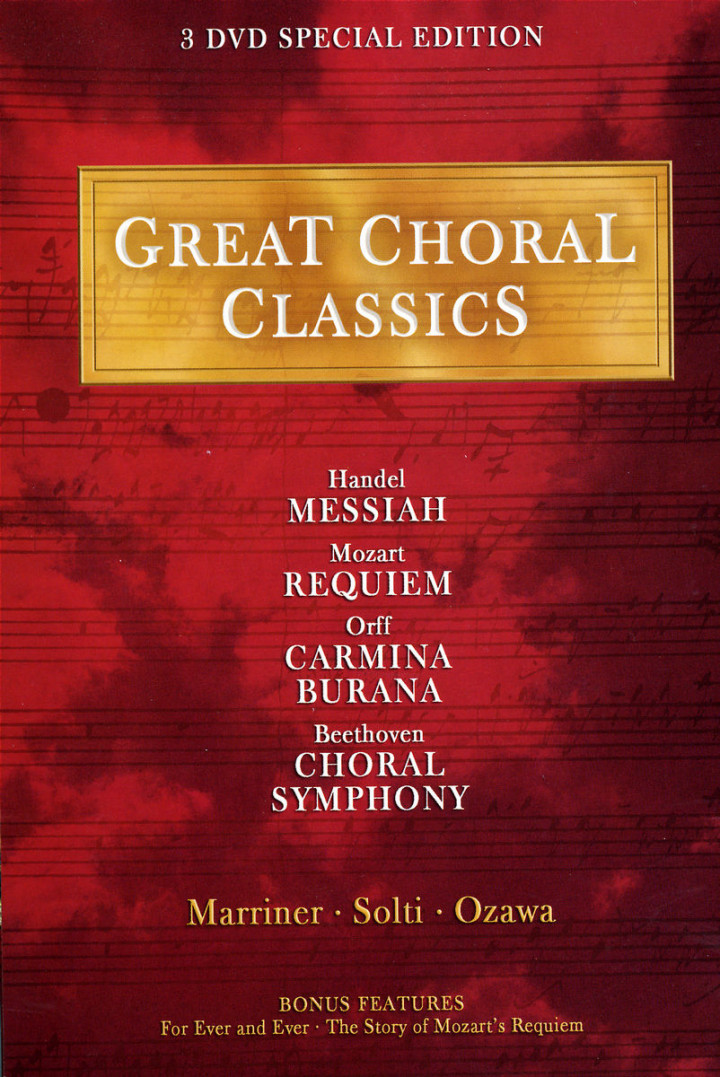 Great Choral Classics 0044007430619