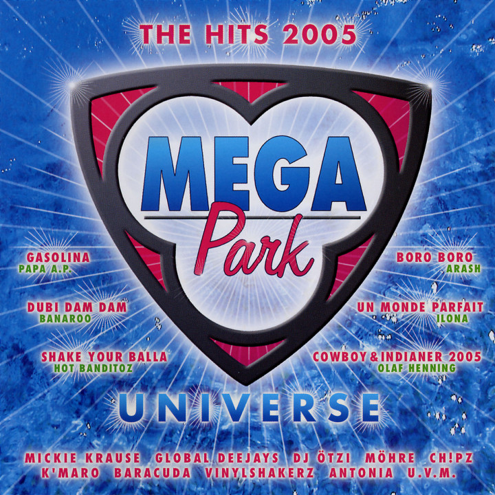 Megapark-The Hits 2005 0602498317350