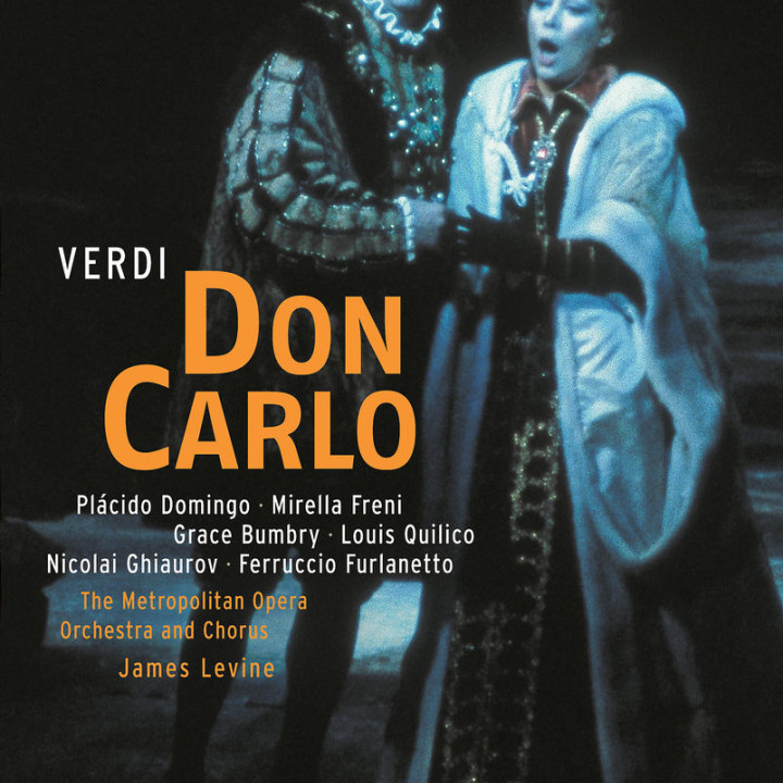 Verdi: Don Carlo 0044007340851
