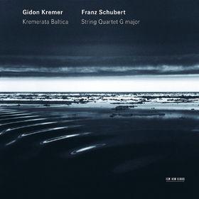 Franz Schubert, Streichquartett in G-Dur, 00028947619390