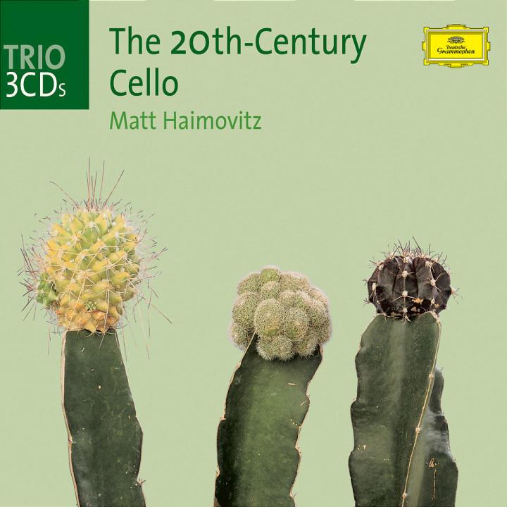 The Twentieth-Century Cello 0028947755069