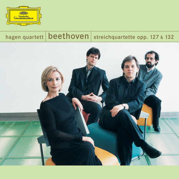 Beethoven: String Quartets, Opp. 127 & 132 0028947757050