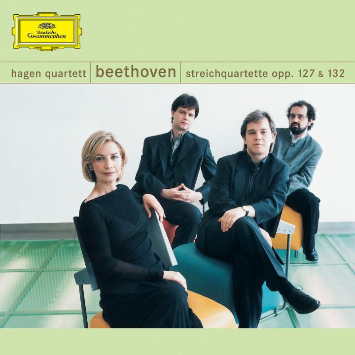 Beethoven: String Quartets, Opp. 127 & 132 0028947757050