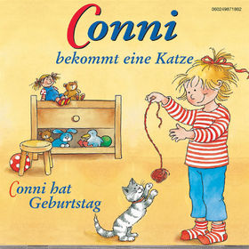 Conni, 11: Conni bekommt eine Katze / Conni hat Geburtstag, 00602498718629