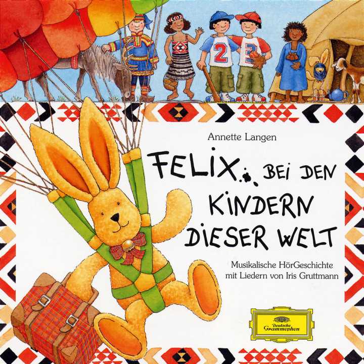 Felix bei den Kindern dieser Welt 0602498729843