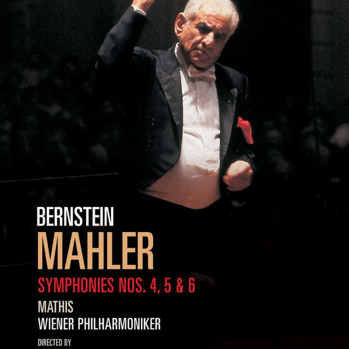 Mahler: Symphonies Nos. 4, 5 & 6 0044007340909