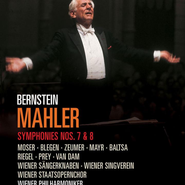 Mahler: Symponies Nos. 7 & 8 0044007340910