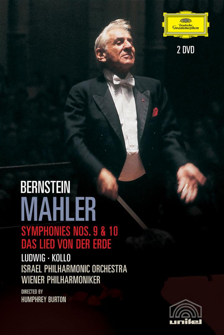Mahler: Symponies Nos. 9 & 10; Das Lied von der Erde 0044007340921