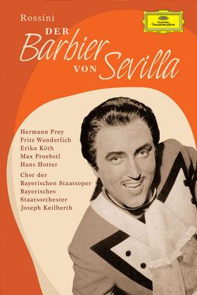 Hermann Prey, Rossini: Il Barbiere di Siviglia, 00044007341162