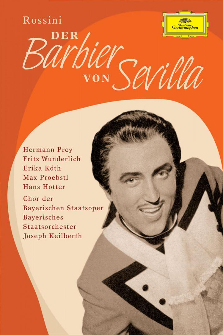 Rossini: Il Barbiere di Siviglia 0044007341162
