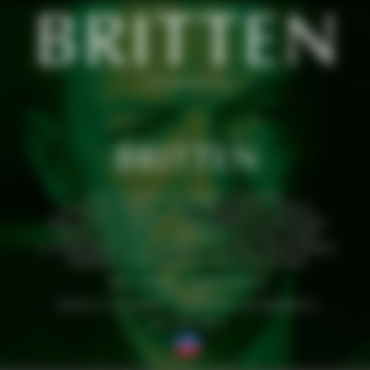 Britten conducts Britten Vol.3 0028947560401