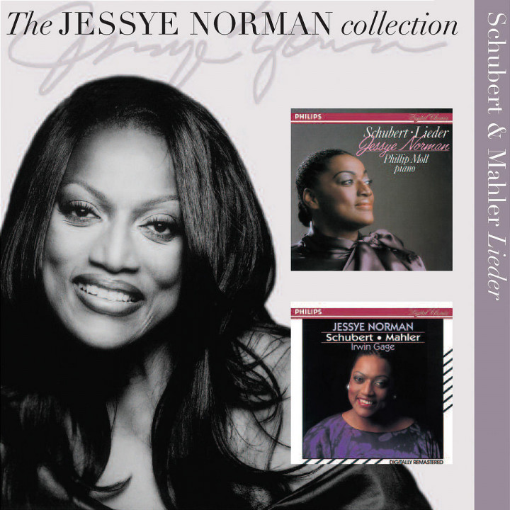 Jessye Norman sings Schubert and Mahler 0028947563921