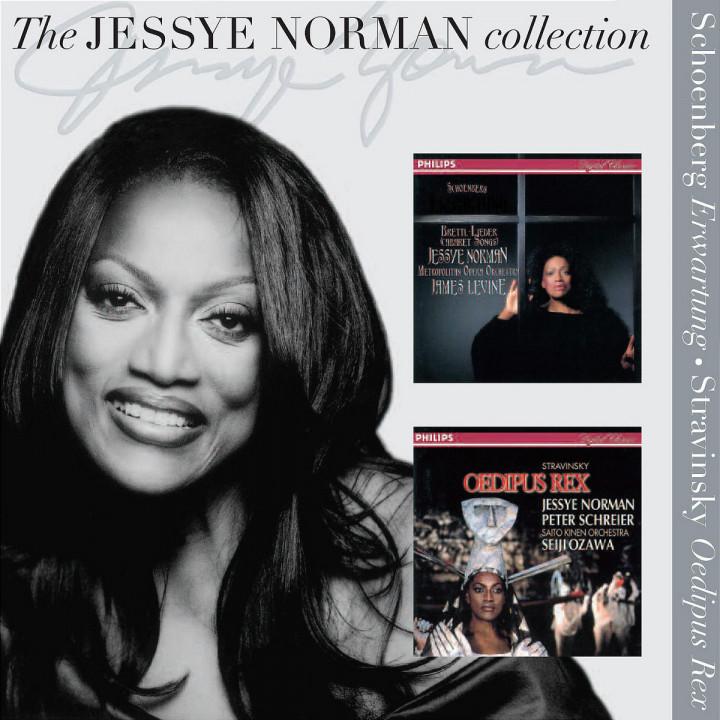 Jessye Norman sings Stravinsky and Schoenberg 0028947563954