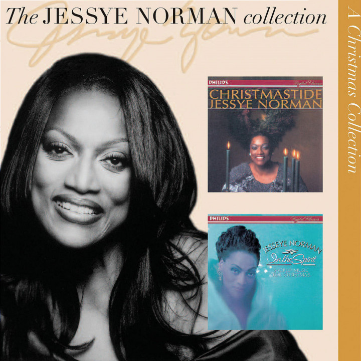 Jessye Norman - Christmastide and In the Spirit