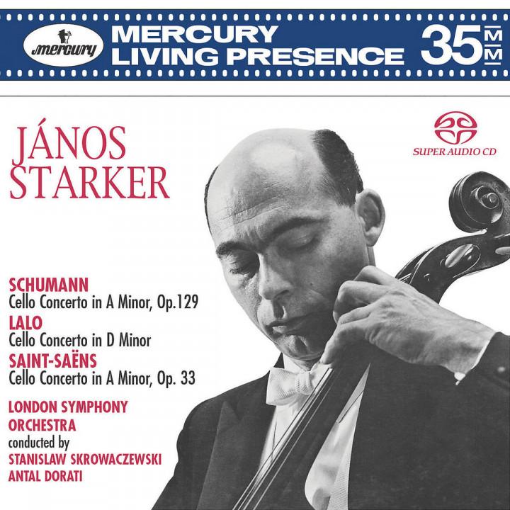 Schumann/Lalo: Cello Concertos 0028947566212