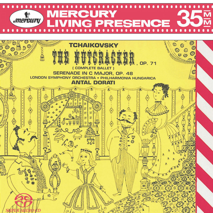 Tchaikovsky: The Nutcracker 0028947566234