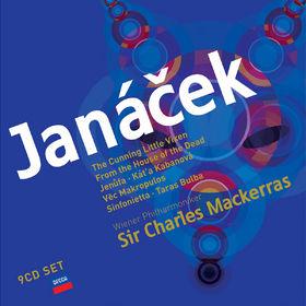 Wiener Philharmoniker, Janacek: Operas, 00028947568728