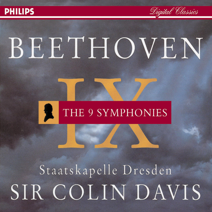 Beethoven: The Symphonies 0028947568834