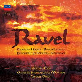 Maurice Ravel, Orchesterwerke, 00028947568919