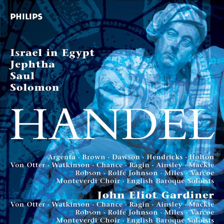 Handel: Oratorios 0028947568971