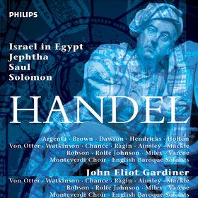 Georg Friedrich Händel, Handel: Oratorios, 00028947568971
