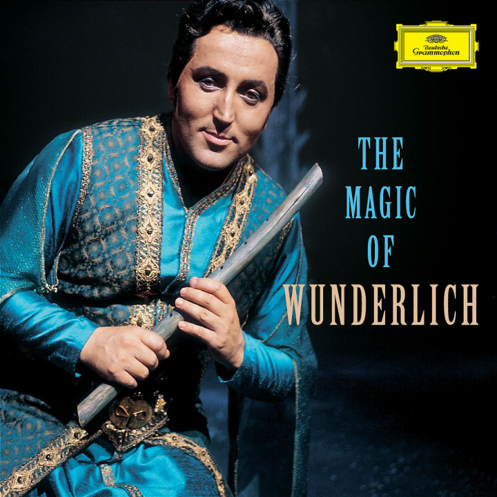The Magic of Fritz Wunderlich 0028947755759