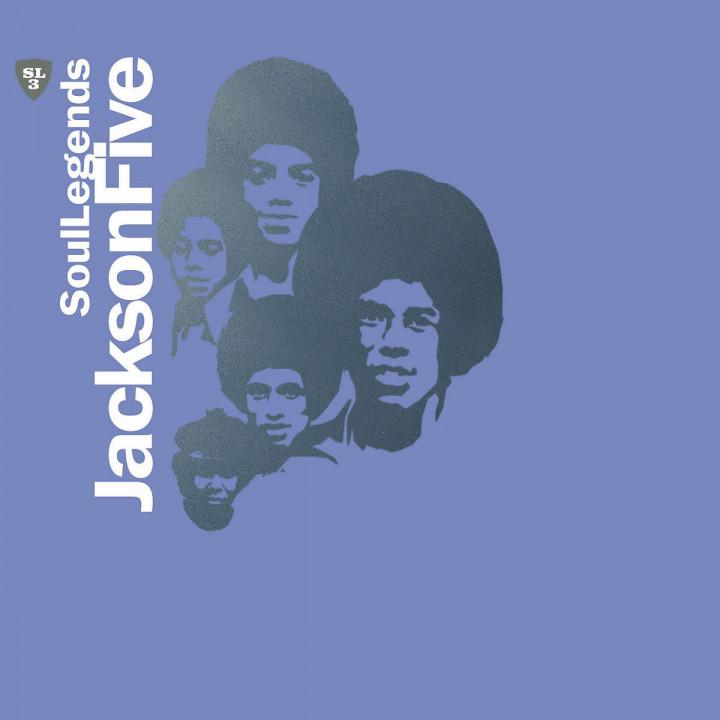 Soul Legends - Jackson 5 0602498320150