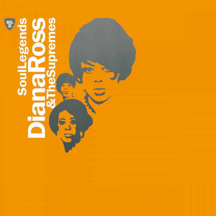 Soul Legends - Diana Ross & The Supremes 0602498320161