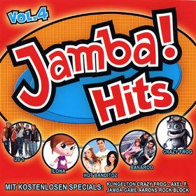 Jamba! Hits, Jamba! Hits Vol. 4, 00602498325179