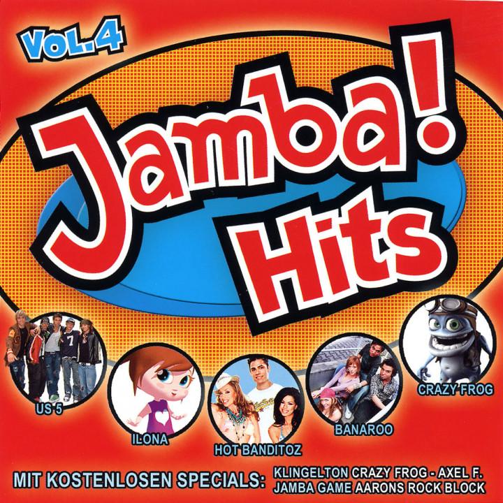 Jamba! Hits Vol. 4 0602498325177