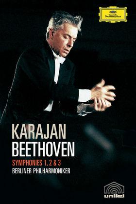 Die Berliner Philharmoniker, Beethoven: Symphonies No. 1-3, 00044007341018