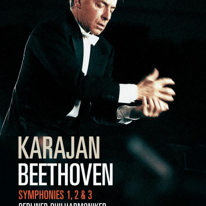 Beethoven: Symphonies No. 1-3 0044007341014