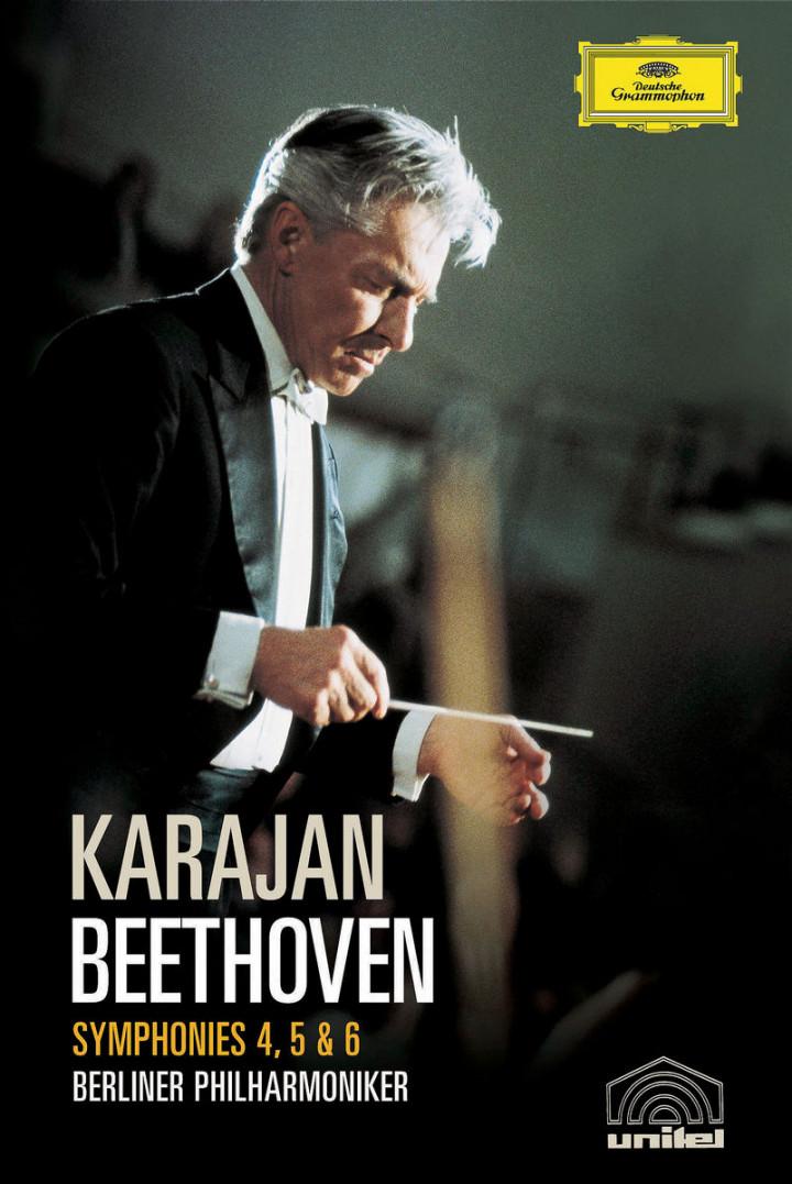 Beethoven: Symphonies 4, 5 & 6