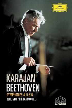 Ludwig van Beethoven, Beethoven: Symphonies 4, 5 & 6, 00044007341025
