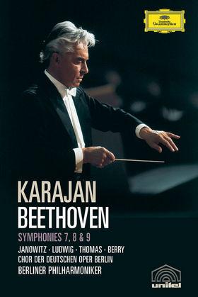 Gundula Janowitz, Beethoven: Symphonies 7, 8 & 9, 00044007341032