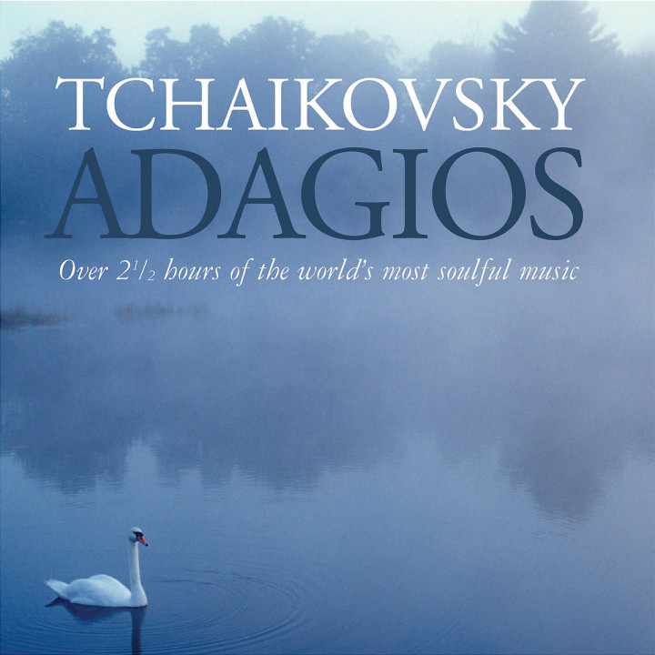 Tchaikovsky Adagios 0028947566588