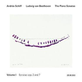 András Schiff, Beethoven: The Piano Sonatas, 00028947630548