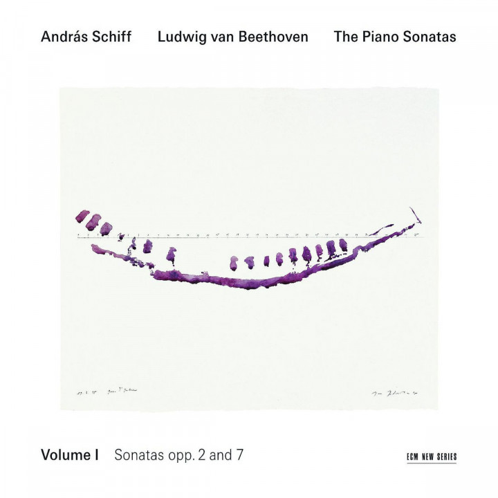 Beethoven: The Piano Sonatas, Volume 1 0028947630540
