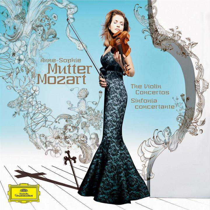 Mozart: Violinkonzerte, Sinfonia Concertante