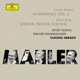 Alban Berg, Mahler: Symphonie No.4, Berg: 7 frühe Lieder, 00028947755746